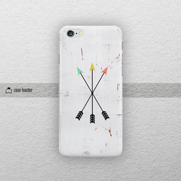 "Boho Arrow - iphone 6S case (4.7""), iphone 6S plus case (5.5""), iphone 6 case, iphone 6 plus case, iphone 5C case, iphone 5S case"