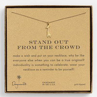 Dogeared 'Stand Out' Giraffe Pendant Necklace | Nordstrom