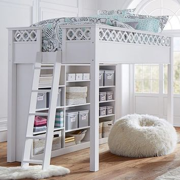 Elsie Loft Bed Set