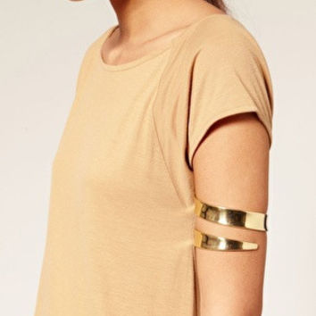 Upper Arm Cuff For Women  Adjustable Armband Bracelets