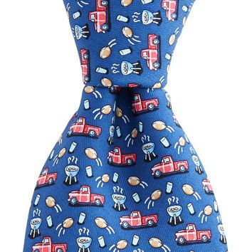 Vineyard Vines, Tailgate Tie, Vineyard Navy
