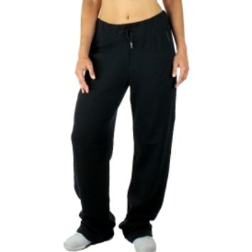 Reebok Women's Brushed Open Hem Sweatpants | DICK'S Sporting Goods