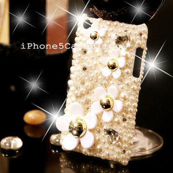 ipod touch 4 case, ipod touch 5 case, ipod touch 4 cover, bling ipod touch 4 case, ipod touch 5 case bling, Cute ipod touch 4 case flowers