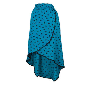 Poodles All-Over Women's Skirt