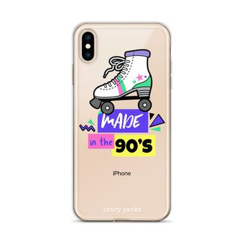 Made In The 90's iPhone Case
