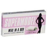 Supermodel Meal Gum - Whimsical & Unique Gift Ideas for the Coolest Gift Givers