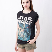STAR WARS TOP - T-Shirts and tops - WOMAN -  United Kingdom