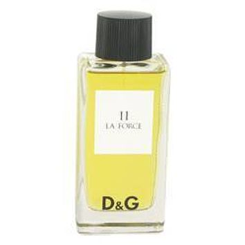 La Force 11 Eau De Toilette Spray (Tester) By Dolce & Gabbana
