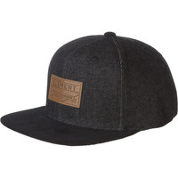 Element Society Snapback Hat Black, One