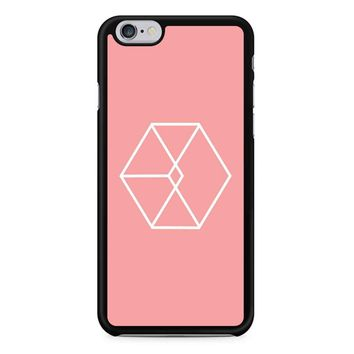 Exo Exodus Logo Pink iPhone 6/6S Case