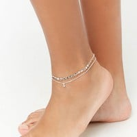 Chain Anklet Set
