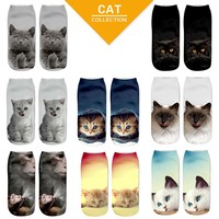 Cat Collection Ankle Socks - SALE!