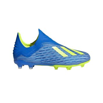 various colors 2815b c46e7 adidas Kids X 18+ FG Soccer Cleat