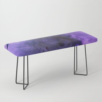 Sahasrara (crown chakra) Bench by duckyb