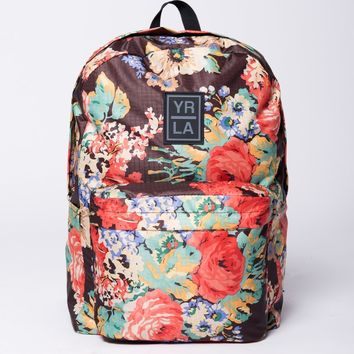 Classic Laney Dahlia Backpack - Floral