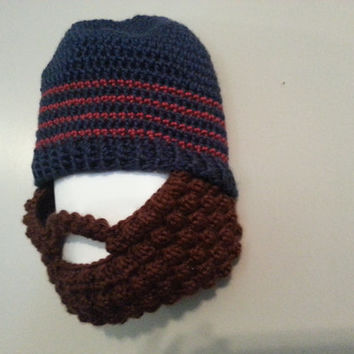 Child's Beard Beanie