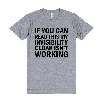 If you can read this tee t shirt