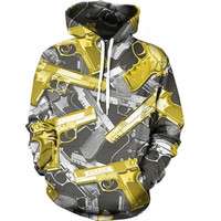 Army of Gold Hoodie