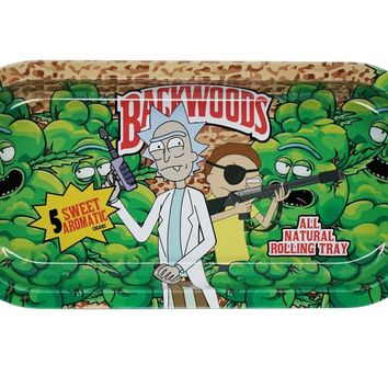 Ruderalis Woods Rolling Tray
