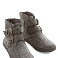 ModCloth Rustic Lakeside Evening Bootie