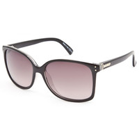 Von Zipper Castaway Sunglasses Black Crystal/Gradient One Size For Women 24832492301