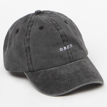OBEY Sloppy Strapback Dad Hat at PacSun.com