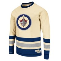 Open Ice Longsleeve - Traditional - Mitchell & Ness Nostalgia Co.