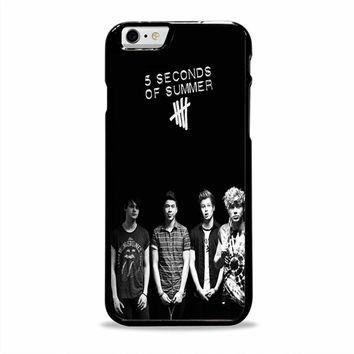 5 second of summer 6 plus Iphone 6 plus Cases