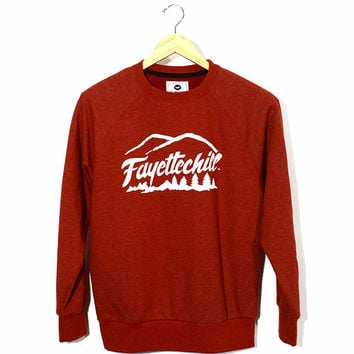 Crewneck Pullover - Heather