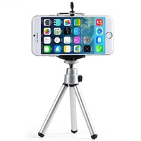 Mini portable tripod for cellphone or camera