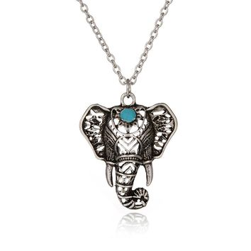 Ganesh Elephant Necklace