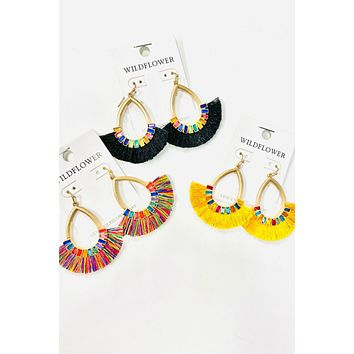 Hold Me Close Earrings