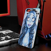 Tim Burton Corpse Bride 2 for iphone 4/4s case, iphone 5/5s/5c case, samsung s3 i9300 case, samsung s4 i9500 case cover in vellos
