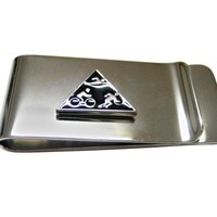 Triathlon Extreme Sports Money Clip