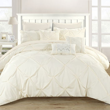Chic Home Hannah 10 Piece Comforter Set