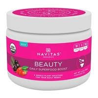 Navitas Naturals Daily Boost, Organic, Beauty - 4.2 Oz