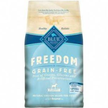Blue Freedom Puppy Grain Free Dog Food 11 pound