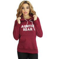 Auntie Bear Lightweight Sweatshirt