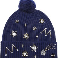 MARKUS LUPFER - Constellation wool beanie | Selfridges.com