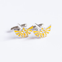 Legend of Zelda Skyward Sword Cufflinks