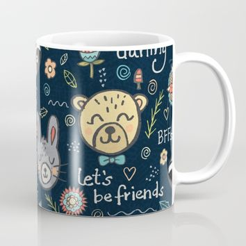 Forest Pals Mug by Noonday Design