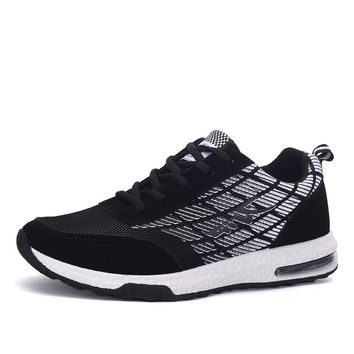 Mens Running Shoes 2016 Air Cushion Sport Sneaker Male Spring/Summer Jogging Shoes Designer Sneakers Cheap Athletic Shoes