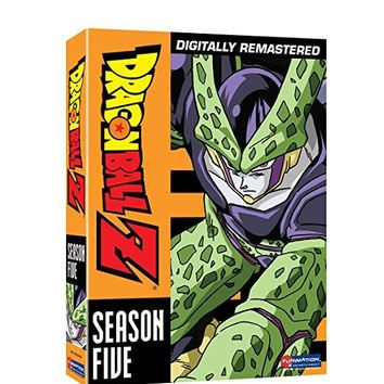 Christopher Sabat & Sean Schemmel & Chris Cason-Dragon Ball Z: Season 5 (Perfect and Imperfect Cell Sagas)