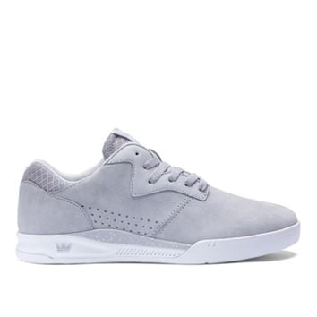 QUATTRO in LIGHT GREY - OFF WHITE | SUPRA Footwear