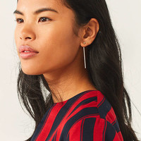 Ball Bar Ear Jacket Earring | Urban Outfitters