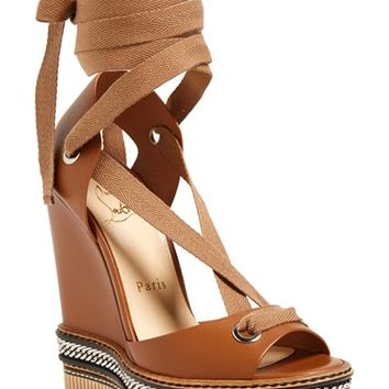 christian louboutin knockoff - Best Christian Louboutin Wedges Products on Wanelo