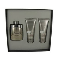 Montblanc Legend Intense Gift Set By Mont Blanc