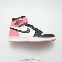 Air Jordan 1 Retro High OG Rust Pink