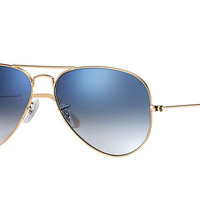 Ray-Ban AVIATOR GRADIENT Gold , RB3025 | Ray-Ban® USA