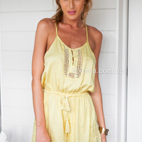 Sunny Side Up Playsuit